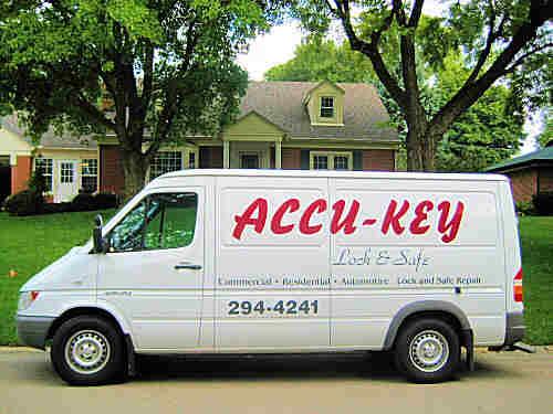 Accu-Key Van Image 13.