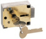 Sargent & Greenleaf Safe Deposit Lock